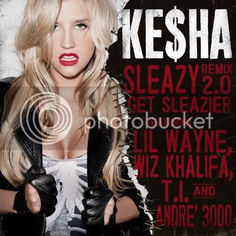 sleazy remix 2.0 get sleazier: ke$ha ft. chiunque
