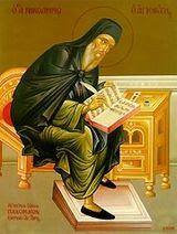 Icon of St. Nicodemus of the Holy Mountain