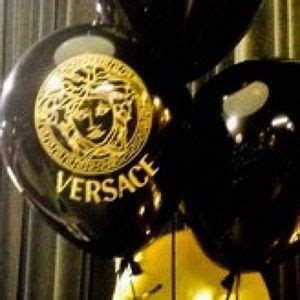 CUSTOM VERSACE BALLOONS PERFECT FOR YOUR NEXT EVENT. Check