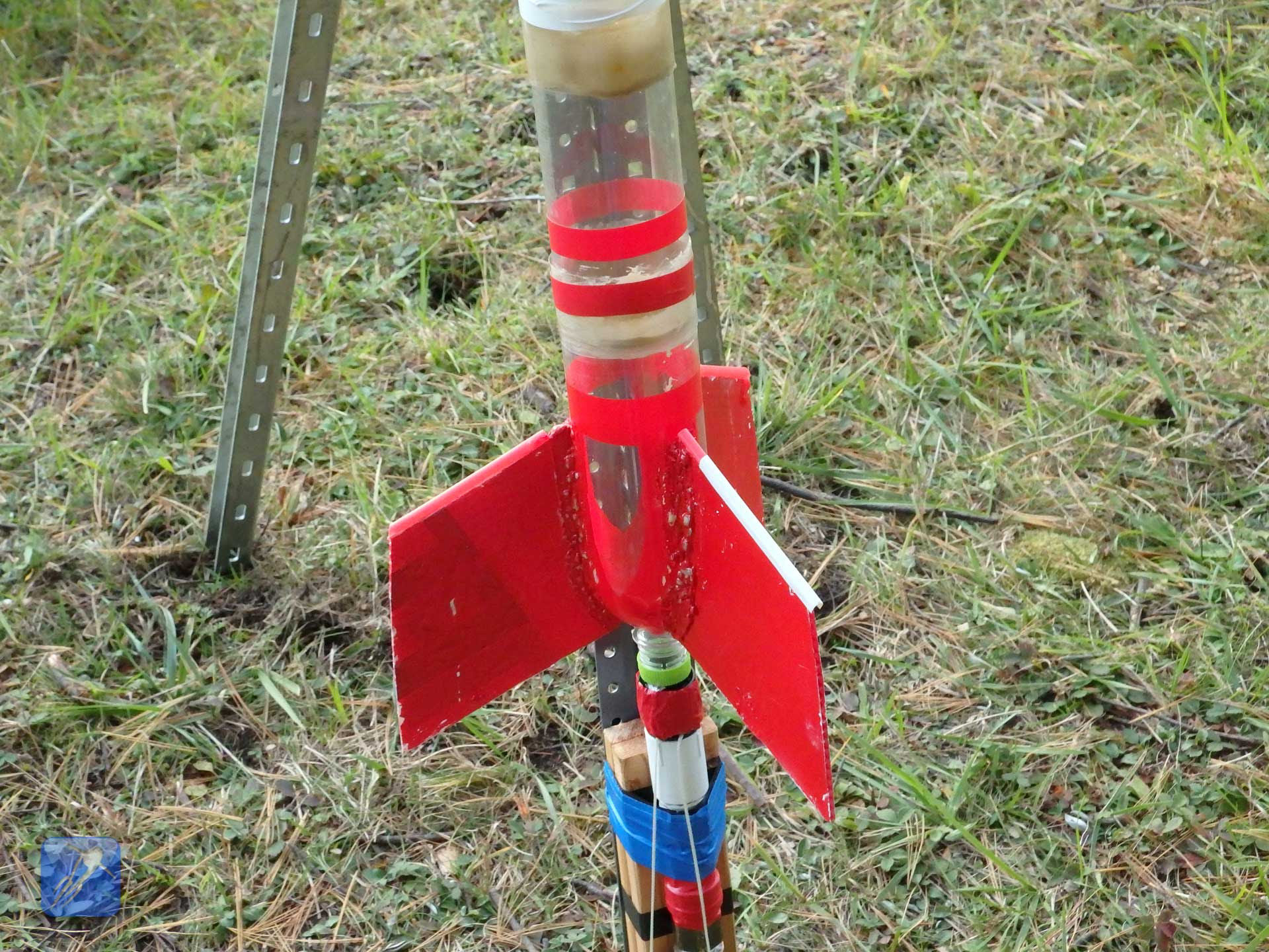 U S Water Rockets Water Rocket Designs Construction And Experiments