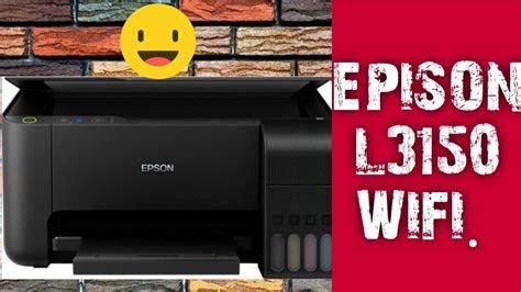 unbox da multifuncional epson  wireless youtube