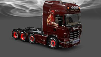 2014-01-22-Red Jewel Skin for Scania-1s