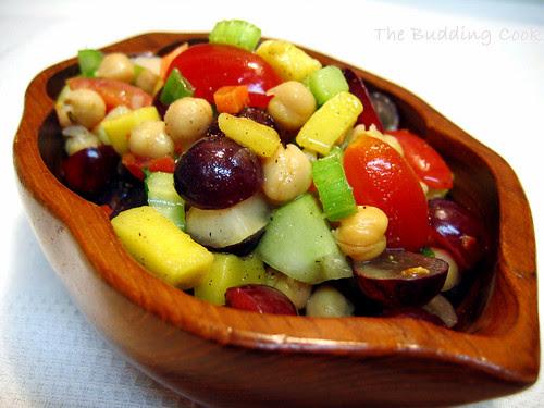 Chickpea salad1
