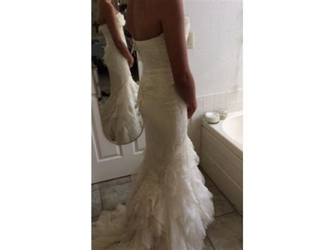 Vera Wang Fawn, $1,200 Size: 2   Used Wedding Dresses