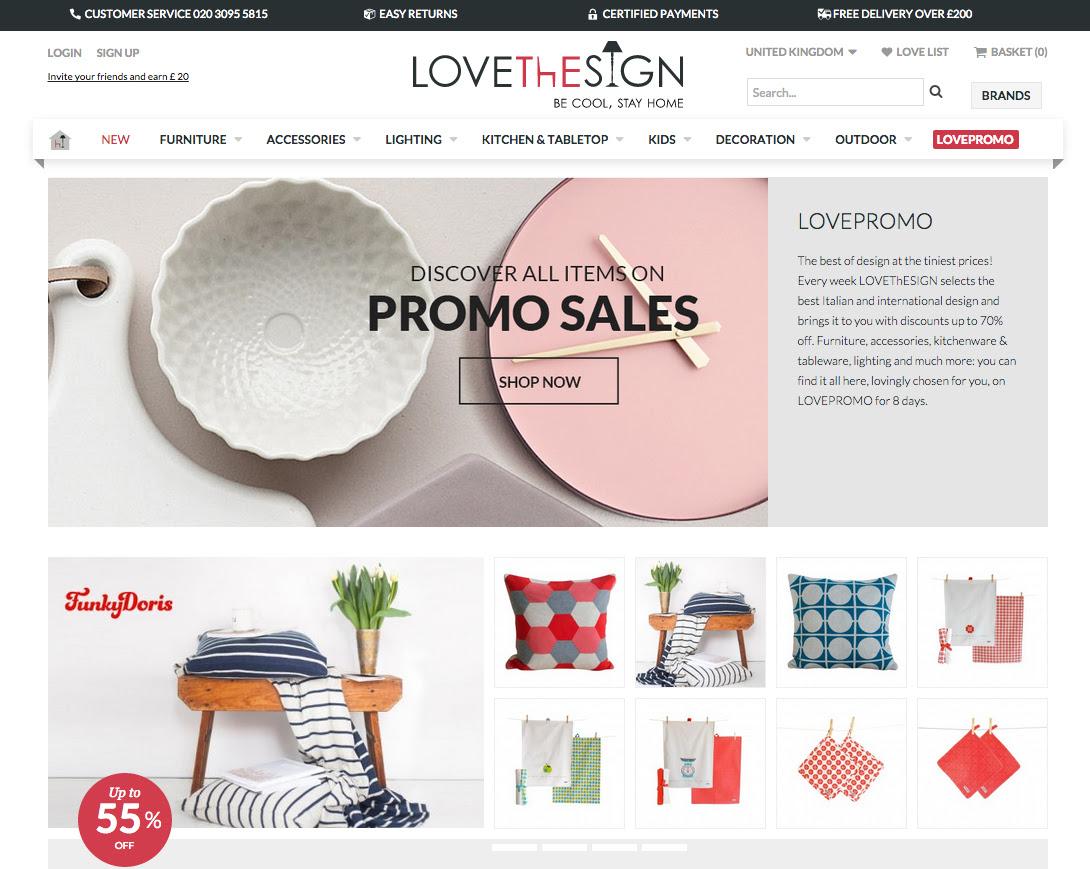 Best Home Decor Shopping Websites Europe