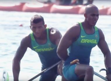 Rio 2016: Isaquias Queiroz e Erlon de Souza conquistam a medalha de prata na canoagem