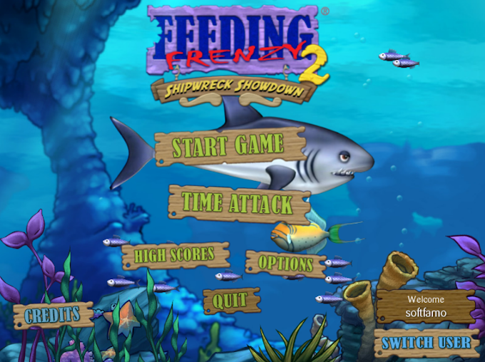 Frenzy Fish Games Free Download