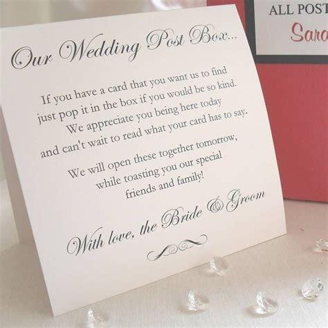 Personalised Wedding Post Box   Dream Wedding #2   Wedding
