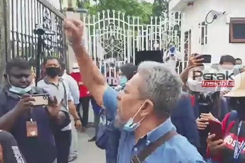 Penyokong Najib mahu Umno keluar PN