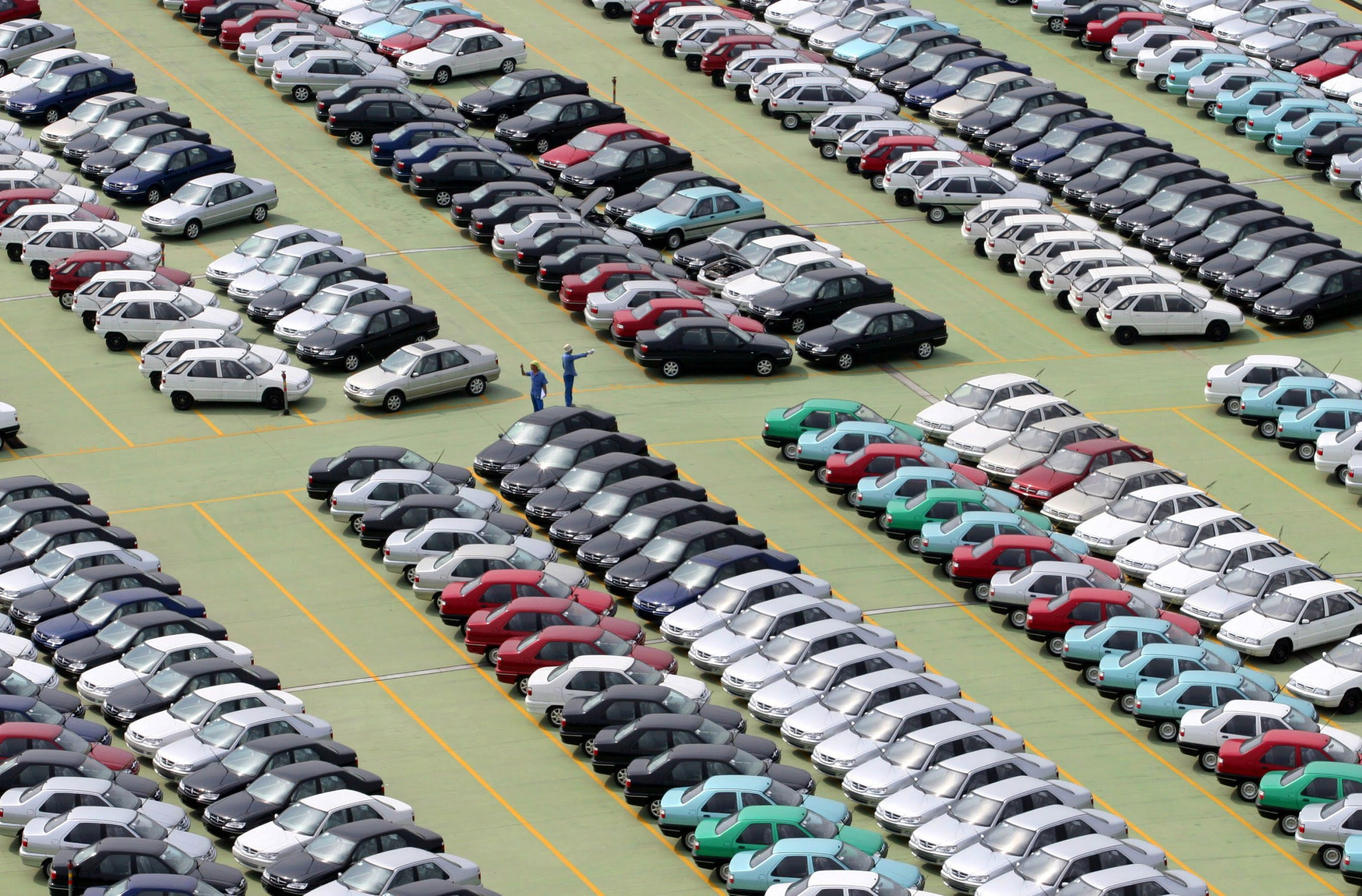 Driverless Cars And The Future Of Parking