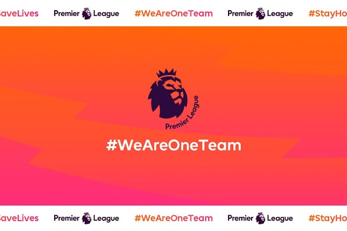 EPL Statement: Return to Action, Wage Reductions, Lower League Support & More