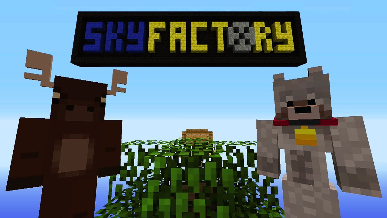 Minecraft Ps3 Sky Factory Download