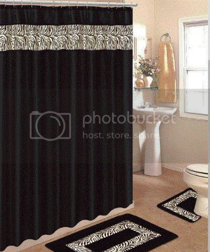 Zebra Shower Curtain - The Shoppers Guide
