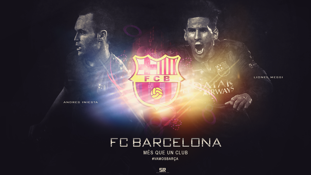 Fc Barcelona Full Hd Wallpaper 2015 By Subinraj On Deviantart