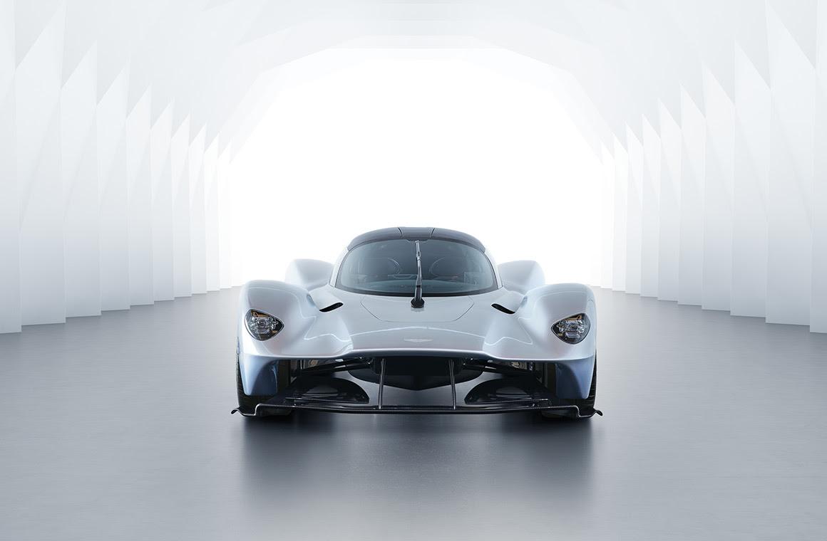 Aston Martin Valkyrie Secrets Of Exterior And Interior Design Revealed