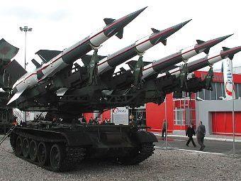 Польский вариант модернизации С-125 - Newa-SC. Фото с сайта ausairpower.net