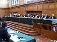 Judges at the International Court of Justice