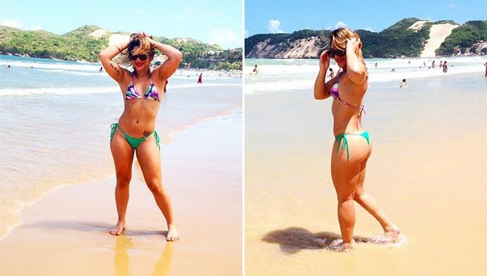 Bethe Correia - lutadora do UFC (Foto: Reprodução)