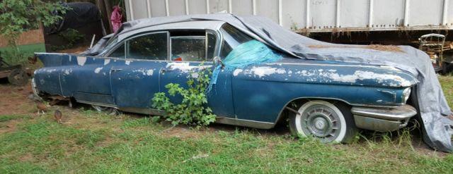1960 cadillac deville sedan 4 door - Classic Cadillac ...