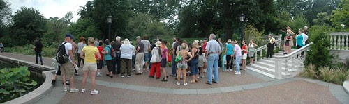 Wicked Plants Tour at Brooklyn Botanic Garden