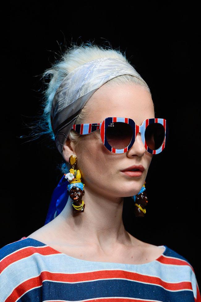 Dolce Gabbana Pendientes 2013