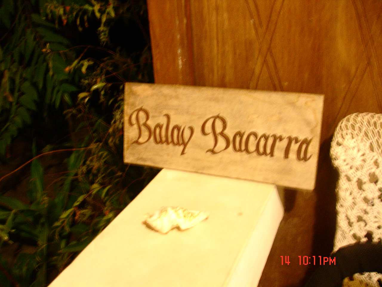 My Lola's family came from Bacarra.