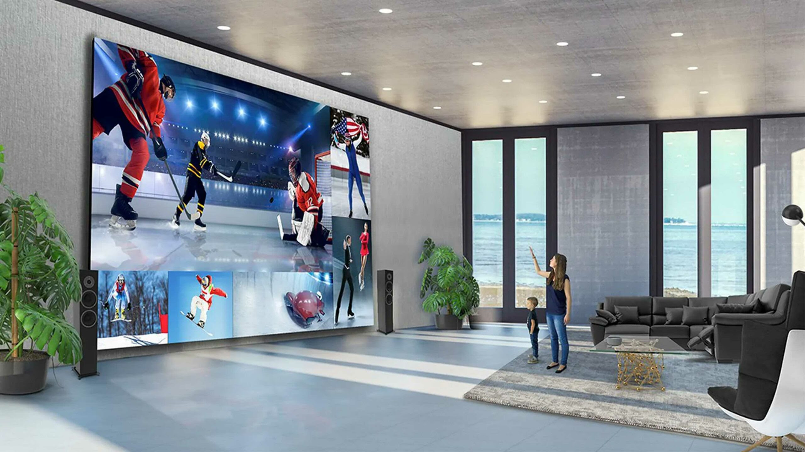 LG unveils TV that comes in at 335 inches and costs over $2 million CAD