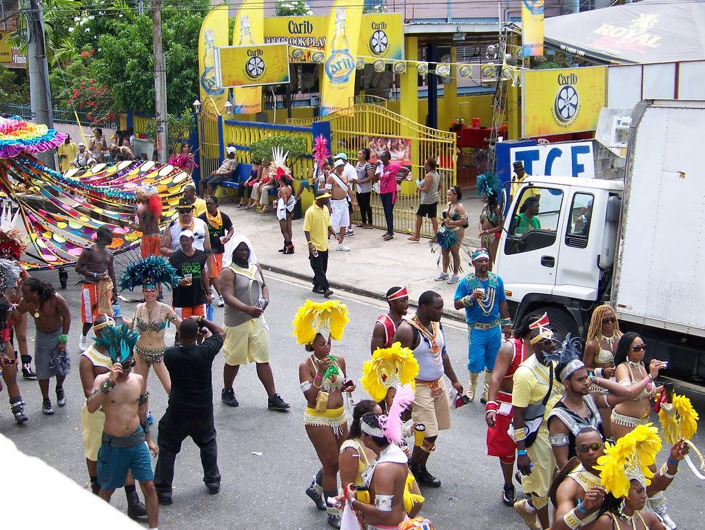 Carnival Tuesday 2K11