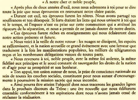 """Résultat de recherche d'images pour """"18 novembre 1955 maroc"""""""