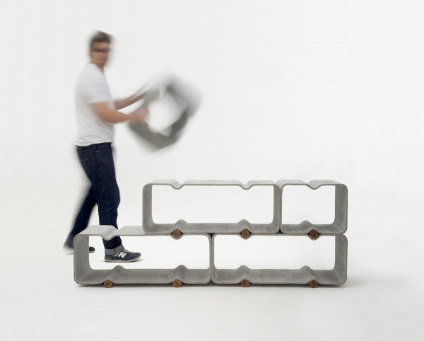 100 Industrial Furniture Designs - From Razor-Sharp Tables to ...