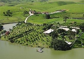 Fazenda Santa Rosa (conhecida também como Tapado), em Alagoas (Foto: Dida Sampaio/AE)