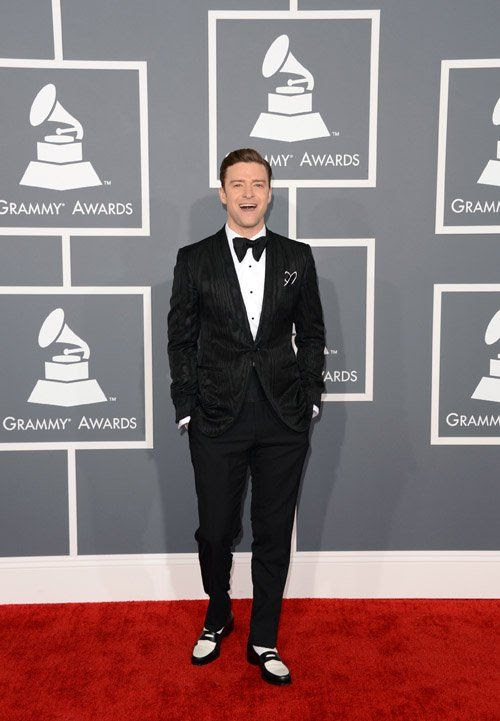 2013 Grammy Awards, Justin Timberlake