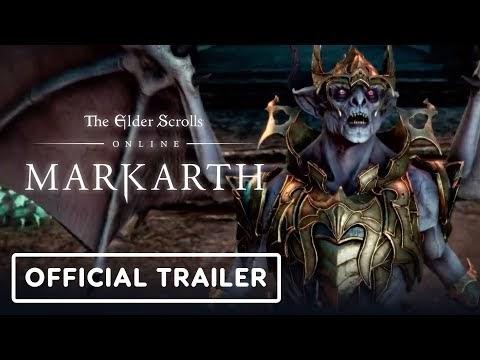 The Elder Scrolls Online: Markarth - Official Gameplay Trailer