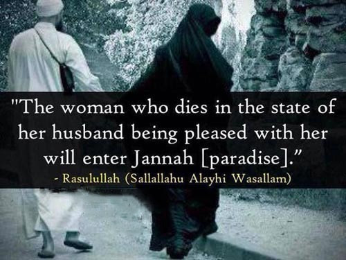 Rights Of Husband Upon The Wife In Islam According To Quran And Sunnah