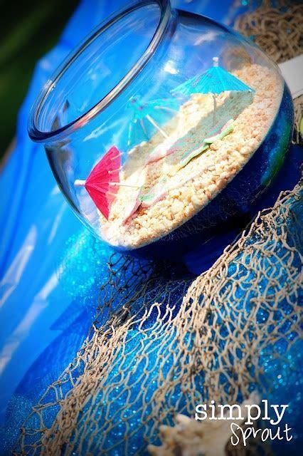 Best 25  Ocean centerpieces ideas on Pinterest   Beach