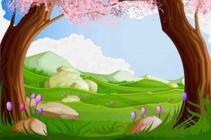 Unduh 7000 Background Alam Kartun Gratis Terbaik