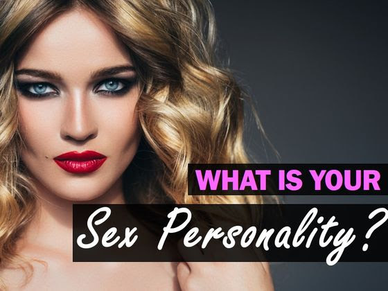 What Is Your Sex Personality?