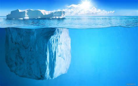 Iceberg in the Ocean   Chrome Web Store