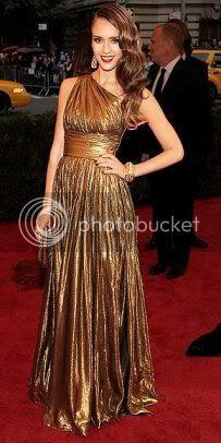 2012 Met Gala Fashion Style