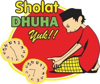Keutamaan Sholat Dhuha