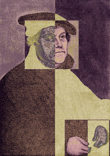 bill beamer - luther alt2 by jim leftwich