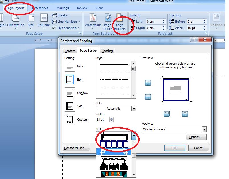 Cara Membuat Bingkai Teks Di Microsoft Word - Berbagai ...
