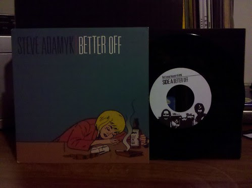 "Steve Adamyk Band - Better Off 7"" by factportugal"