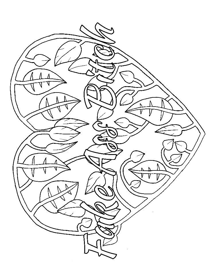 Curse Word Coloring Pages - Bilscreen