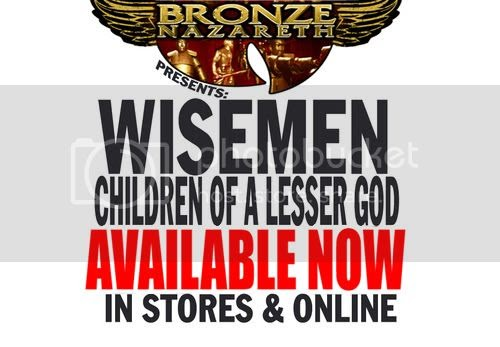 Interview: Bronze Nazareth & Kevlaar 7 Discuss New Wisemen Album <i>Children of a Lesser God</i>