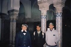 Di Dalam Mosquée de Paris, France