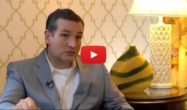 Ted Cruz Judgement