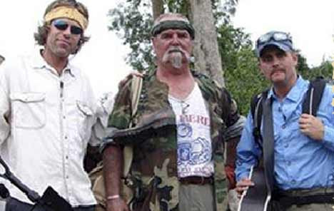Niles Harris with Big Kenny & John Rich