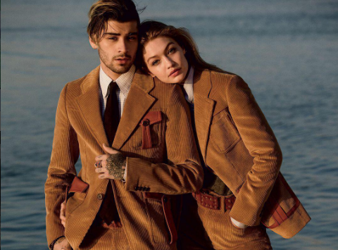 Image result for Zayn and Gigi Cover Apology