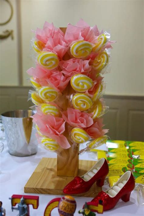 Kara's Party Ideas Wizard of Oz Rainbow Wedding Party